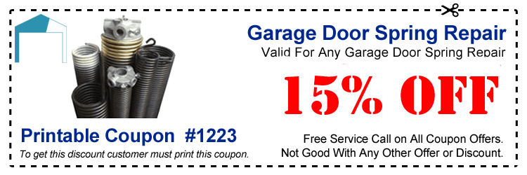 Garage door repair coupons express garage door repair for Garage door repair lawrenceville